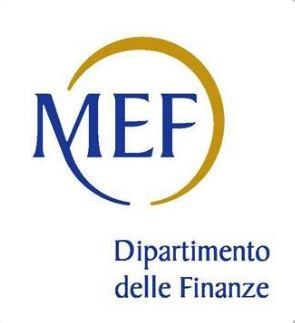 Ministero dell'Economia e delle Finanze - Dipartimento delle Finanze